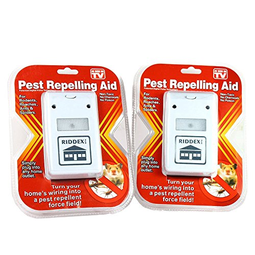 Riddex Repellent Rodents Roaches Spiders