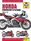 Honda CBR1000RR (Fireblade), '08-'13 (Haynes Powersport)