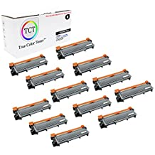 TCT Premium Compatible TN660 High Yield Black Toner Cartridge 12 Pack - 2,600 yield- Replaces Brother TN-660, works with the HL-L2300,L2320,L2340,L2360, DCP-L2500,L2520, MFC-L2700,L2720,L2740