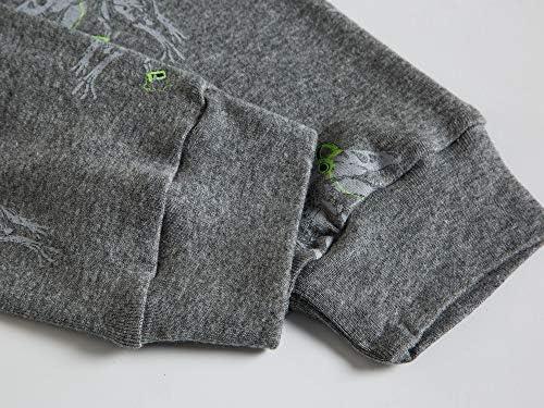 DOLPHIN&FISH BOYS PAJAMAS LITTLE TODDLER PJS SETS 100% COTTON KIDS CLOTHES SLEEPWEARS