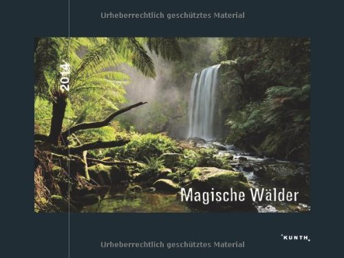 KUNTH Kalender Magische Wälder 2014