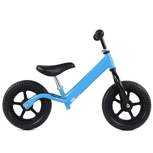 Bicicleta niño Niños y niños pequeños Bicicletas con Equilibrio de ...