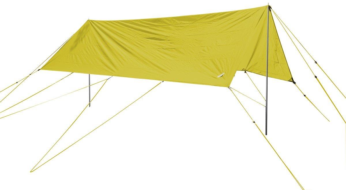 Wechsel tents Tarp (Unlimited Line) - Robuste Wasserdichte Plane 2000mm WS, Cress Grün