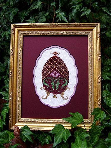 (Chart (Printed Pattern ONLY) for Easter Counted Cross Stitch