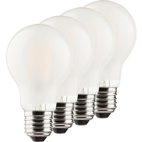 Müller-Licht – 400179 a + +, Juego de 4 Retro De Bombilla LED