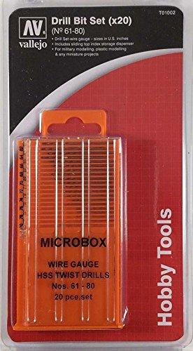 Amazon microbox drill bit set 61 80 20 toys games microbox drill bit set 61 80 20 keyboard keysfo Choice Image