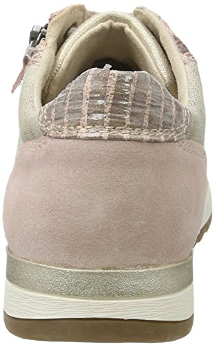 Jana 23612, Zapatillas para Mujer Rosa (Rose Comb 502)
