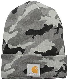 Carhartt Men's Camo Watch Hat