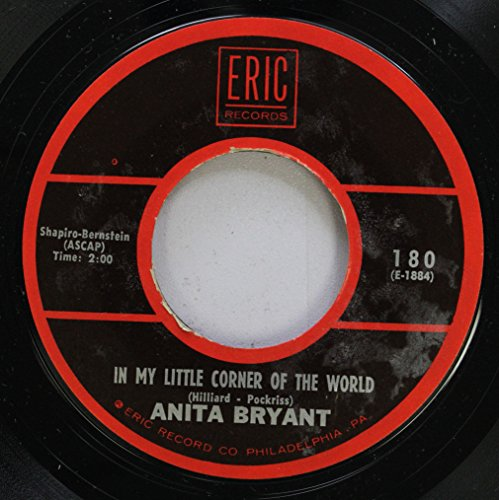 Anita Bryant - Anita Bryant 45 Rpm In My Little Corner Of The World  Paper Roses - Zortam Music