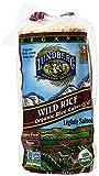 Lundberg Wild Rice Organic Rice Cakes, 8.5 Ounce (Pack of 12)