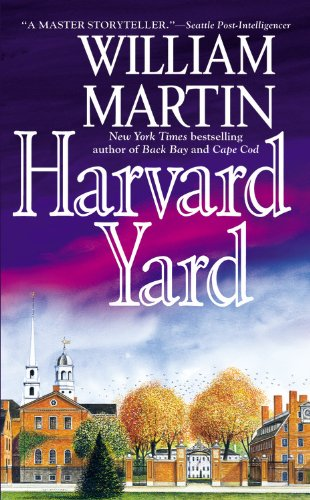 Harvard Yard by Grand Central Publishing