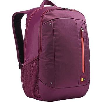 Case Logic Jaunt 15.6-Inch Laptop Backpack (WMBP115 Acai)