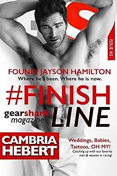 #FinishLine (GearShark Book 5) by [Hebert, Cambria]