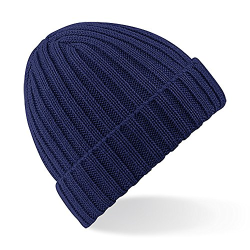 Beechfield Stadium Adults Winter Beanie Hat
