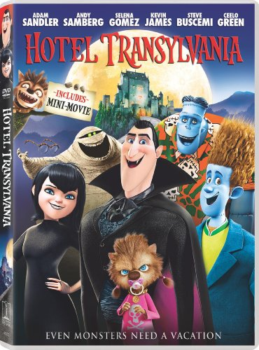 Hotel Transylvania (Good Halloween Movies Disney)