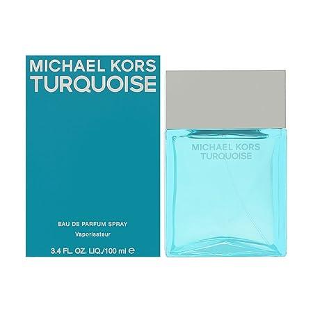MICHAEL KORS Michael kors turquoise women s edp spray, 3.4 ounce, 3.4 Fluid Ounce