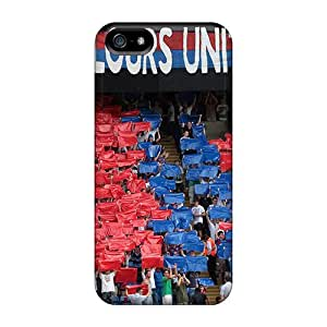 New Tpu Hard Case Premium Iphone 5/5s Skin Case Cover(fc Crystal Palace)