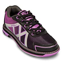 KR Strikeforce Womens Kross Bowling Shoes- Black/Purple
