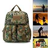 YTYC Camouflage Travel Backpack 20L Hiking Bag Survival Outdoor Climbing Bag
