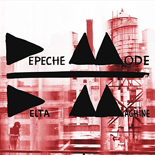 CD : Depeche Mode - Delta Machine (Deluxe Edition, 2 Disc)