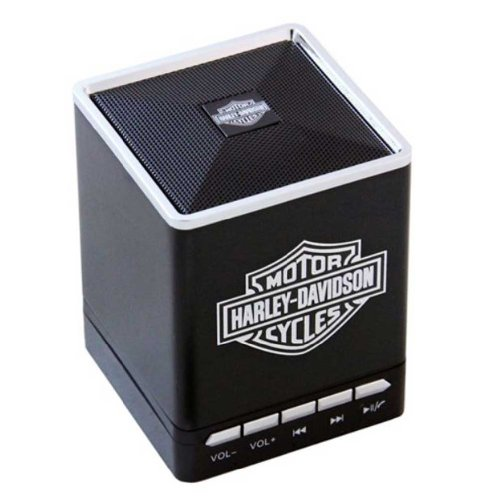 Harley-Davidson Bar & Shield Portable Bluetooth Speakers w/