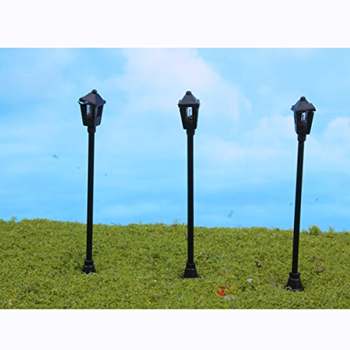 Used, 1:150 Scale N Gauge Model Lamppost Light for Train for sale  Delivered anywhere in USA