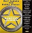 LEGENDS Karaoke CDG Vol.124 Hits of NEIL SEDAKA and BOBBY VINTON
