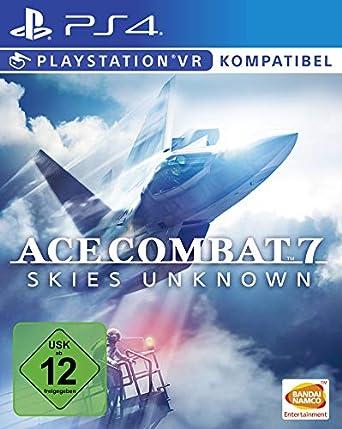Ace Combat 7 - Skies Unknown - PlayStation 4 [Importación alemana]: Amazon.es: Videojuegos