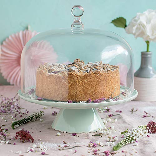 Home Of Cake Zauberhaft Tortenplatte Sweet Flower Medium In