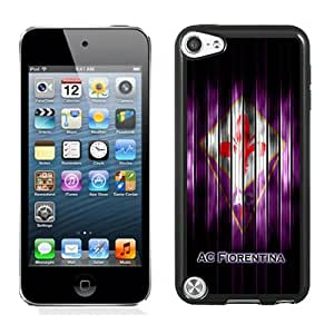 Lovely And Durable Designed Case For iPod Touch 5 5th With Soccer Club Fiorentina 01 Football Logo Phone Case