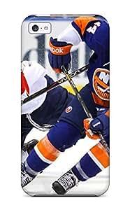 XiFu*MeiTpu DanRobertse Shockproof Scratcheproof New York Islanders Hockey Nhl (43) Hard Case Cover For ipod touch 5XiFu*Mei