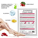Foot Peel Mask 3 Pack, Exfoliator Peel Off