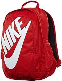 red nike backpack