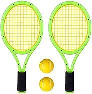 Kids Tennis Racquet, ReKeen Children's Tennis Racket for Toddlers, Kids, Tee Game,Improves Batting Skills