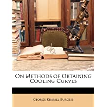 On Methods of Obtaining Cooling Curves
