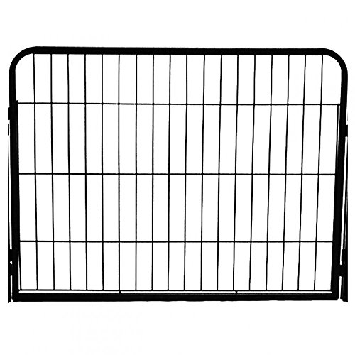 BestPet Black 40'' Heavy Duty Pet Playpen by BestPet (Image #1)'