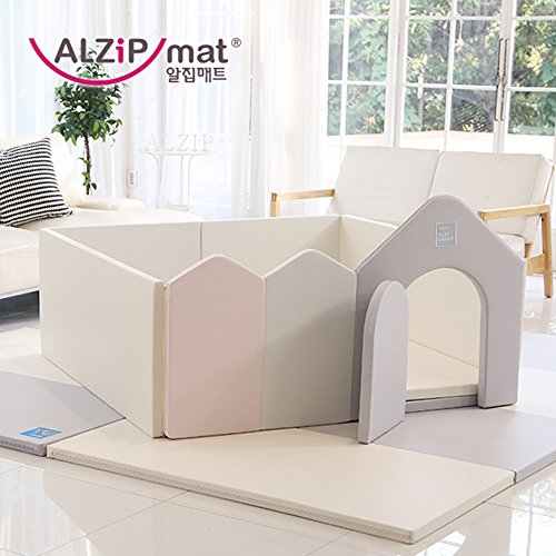 [Alzip Mat] Baby Playard_Play Castle XG (Guard Only) by Alzipmat