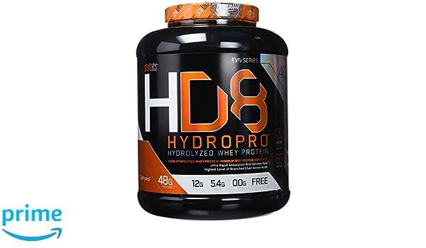 Starlabs nutrition hd8, 100% proteína hidrolizada - 1800g: Amazon.es: Alimentación y bebidas