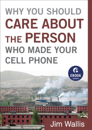 why you should care about the person who made your cell phone ebook shorts wallis jim