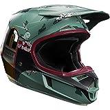 Best Star Wars Motorcycle Helmets - 2017 Fox Racing V1 Star Wars Boba Fett Review