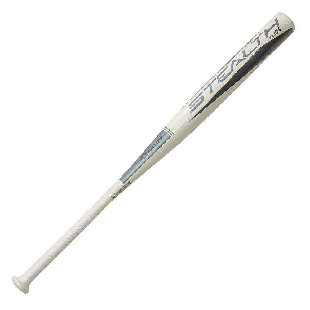 イーストン(イーストン) ソフトボール用バット Stealth Flex XL SB18SFXL83-720 B079FWPVCBホワイト 84