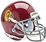 USC TROJANS NCAA Schutt XP Authentic MINI Football Helmet SOUTHERN CALIFORNIA