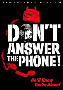 Don't Answer the Phone [Import]