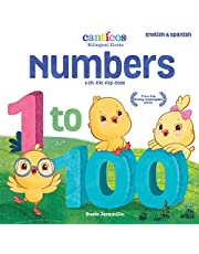 Numbers 1 to 100: Bilingual Firsts