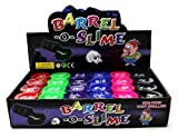 Set of 24 Barrel o' Slime 1.5 Oz Children's Kid's Toy Slime Putty (Colors May Vary)