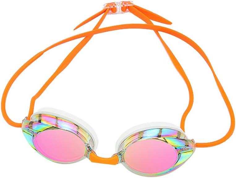Vikenner kinder Schwimmbrille Orange lustige Fisch-Stil Schwimmbrille f/ür Kinder lecksicher Schwimmbrille f/ür Jungen M/ädchen 4-12 Jahre Anti-Fog /& UV Schutz /& Schnell zu verstellen