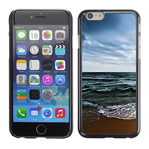 "Premio Sottile Slim Cassa Custodia Case Cover Shell // V00002621 Plage // Apple iPhone 6 6S 6G 4.7"""