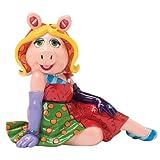 Enesco Disney by Britto Miss Piggy Figurine, 7-Inch
