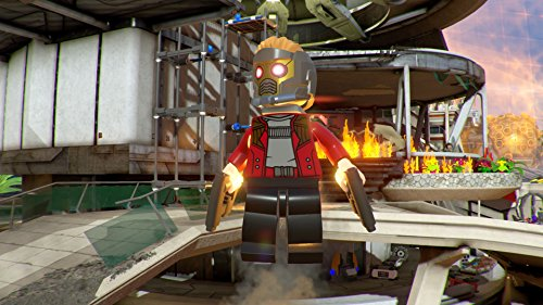 Review LEGO Marvel Superheroes 2