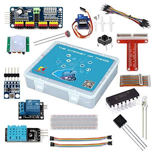 KOOKYE Raspberry Pi IoT Starter Kit Internet of